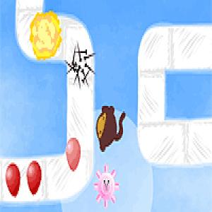 play Bloons Tower Defence 2