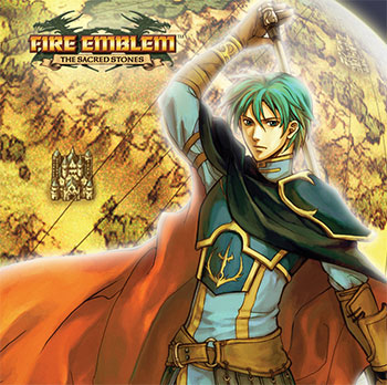 Fire Emblem – The Sacred Stones game