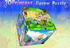 play 3D Princess Jigsaw Puzzle