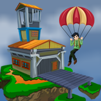 Ena Floating Island Escape 2 game