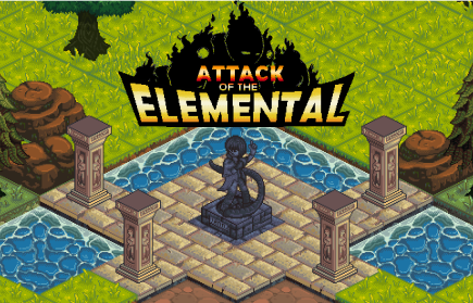 Attack Of The Elemental game