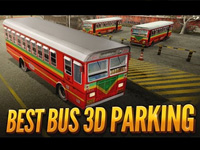 Best Bus Parking game