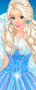 Winter Fairy Dress Up game