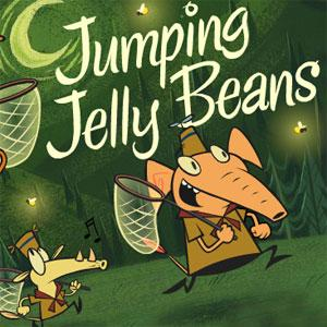 Jumping Jelly Beans game