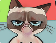 play Grumpy Cat Injured