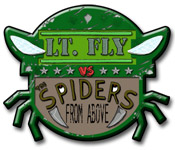 play Lt. Fly Vs. The Spiders From Above