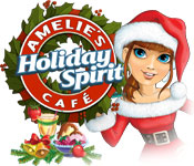 play Amelie'S Cafe: Holiday Spirit