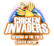 play Chicken Invaders 3: Revenge Of The Yolk Easter Edition