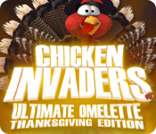 play Chicken Invaders 4: Ultimate Omelette Thanksgiving Edition