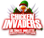 play Chicken Invaders: Ultimate Omelette Christmas Edition