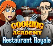 play Cooking Academy: Restaurant Royale
