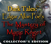 play Dark Tales™: Edgar Allan Poe'S The Mystery Of Marie Roget Collector'S Edition