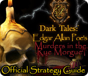 play Dark Tales: Edgar Allan Poe'S Murders In The Rue Morgue Strategy Guide