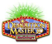 play Demolition Master 3D: Holidays