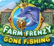 play Farm Frenzy: Gone Fishing