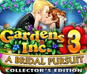 play Gardens Inc. 3: A Bridal Pursuit Collector'S Edition
