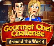 play Gourmet Chef Challenge: Around The World