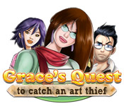play Grace'S Quest: To Catch An Art Thief