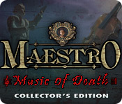 play Maestro: Music Of Death Collector'S Edition