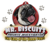 play Mr. Biscuits: The Case Of The Ocean Pearl
