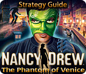 play Nancy Drew: The Phantom Of Venice Strategy Guide