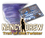 play Nancy Drew: The Trail Of The Twister
