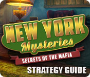 play New York Mysteries: Secrets Of The Mafia Strategy Guide