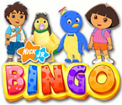 play Nick Jr. Bingo