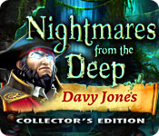 play Nightmares From The Deep: Davy Jones Collector'S Edition