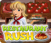play Restaurant Rush