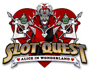play Slot Quest: Alice In Wonderland