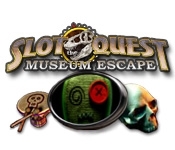 play Slot Quest: The Museum Escape