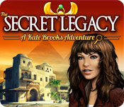 play The Secret Legacy: A Kate Brooks Adventure