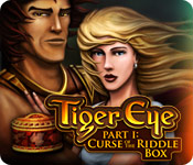 play Tiger Eye - Part I: Curse Of The Riddle Box