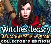 play Witches' Legacy: Lair Of The Witch Queen Collector'S Edition