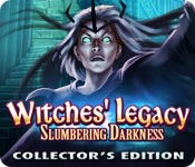 play Witches' Legacy: Slumbering Darkness Collector'S Edition