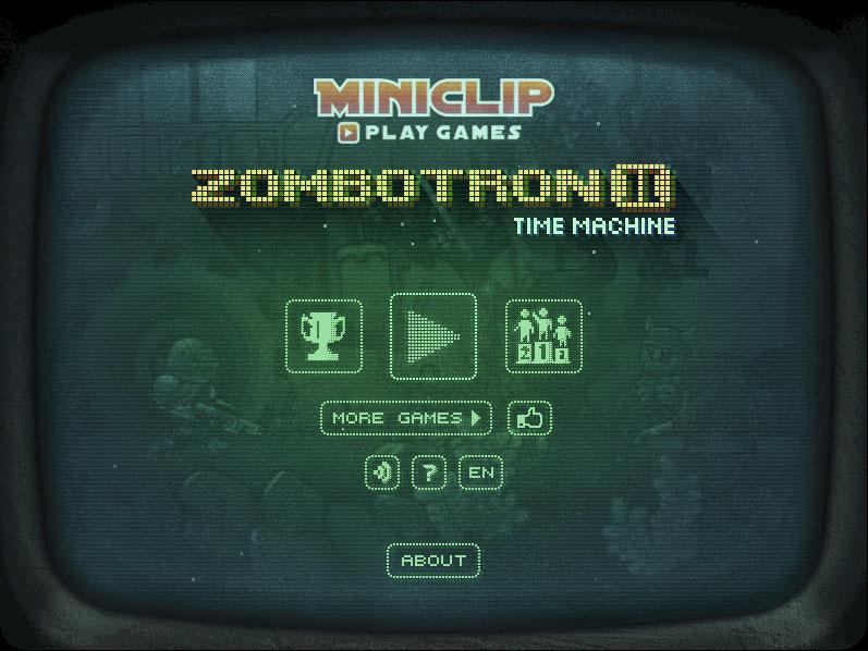 zombotron 3 time machine