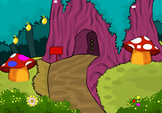 play Smileclicker Strawberries Forest Escape
