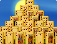 play Pyramid Solitaire: Egypt