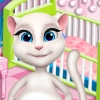 play Pregnant Angela Baby Room Decor