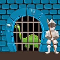 play Wow Dino Castle Escape