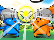 play Twin Cat Warrior 3