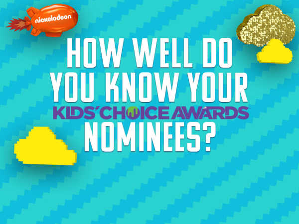 Kids Choice Awards 2015: How Well Do You Know Your Kids Choice Awards Nominees? game