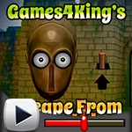 play G4K Escape From Castle Game Walkthrough
