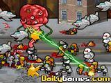 play Revenge Of Brainzilla Bomb The Human