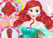 play Ariel'S Wedding Hairstyles