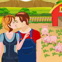 play Farm Kissing-4