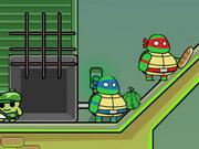 play Ninja Turtles Save New York