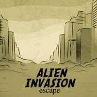 play Alien Invasion Escape