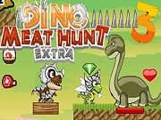 play Dino Meat Hunt Extra 3
